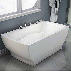 Believe Freestanding Mass-Air Tub