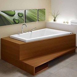 Bora Corner Activ-Air Tub