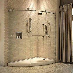 Karma Luna Shower Door