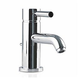 Taron Single-Hole Faucet with Waste Included