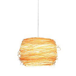 Hanging Nest Pendant Light