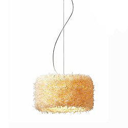 Snow Circle Pendant Light