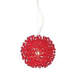 Cherry Moon Pendant Light