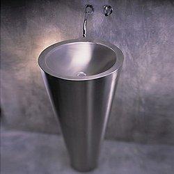 Metropolis Round Large Washbasin