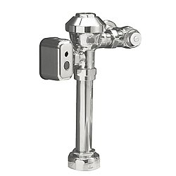 Commercial Flush Valve with Electronic Sensor