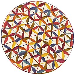 Kala Round Rug