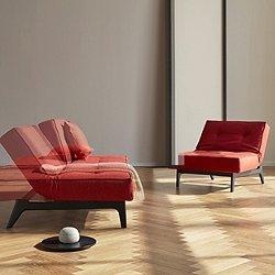 Splitback Eik Chair