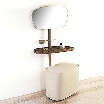 Wondrous Tocador Pouf Theyellowbook Wood Chair Design Ideas Theyellowbookinfo