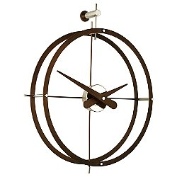 Dos Puntos Wall Clock