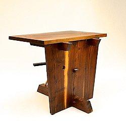 Ellipsis Console Table