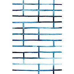 Watercolor Bleed Pattern I