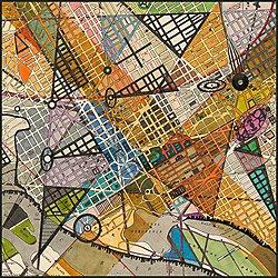 Modern Map of D.C.