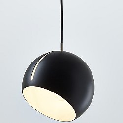 Tilt Globe Pendant Light