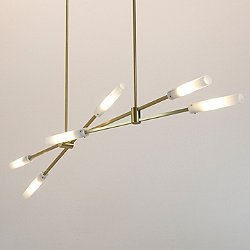 Flute Endless Wand FLEW2 LED Suspension Light
