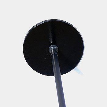 Brushed Black Canopy detail