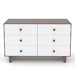 Rhea 6 Drawer Dresser by Oeuf