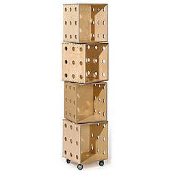 Four Stack - Perf Storage Boxes