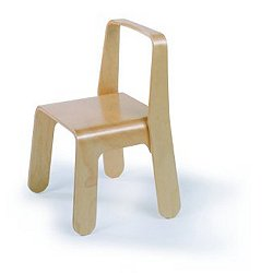 Look-Me Kid's Chairs (Set Of Two)