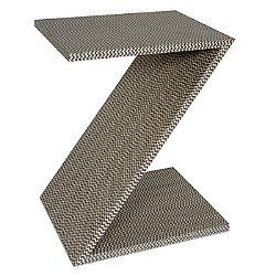 Chevron Z Occasional Table
