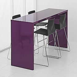 Time-Out Lacquered Color Table