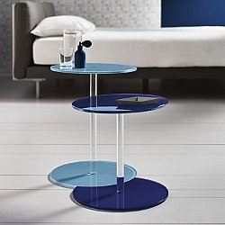 Lens Side Tables