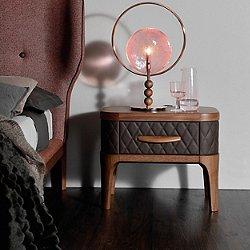 Tiffany Nightstand Table