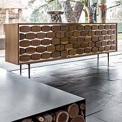 Honey Sideboard