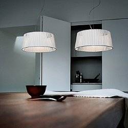Ribbon SO2 Pendant Light