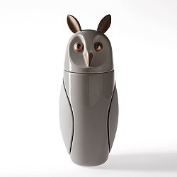 Owl Sculptural Vessel