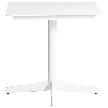 27.5 Inch size / White with White Aluminum Top