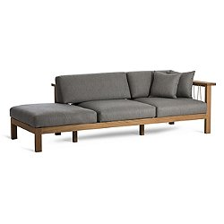MARO Chaise Lounge with Arm