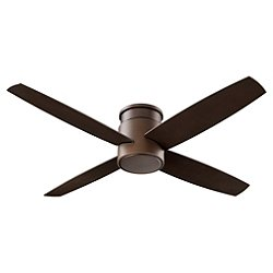 Oslo Flush Mount Ceiling Fan