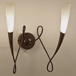 Virgins 2 Light Wall Sconce