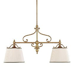 Orchard Park 2 Light Island Pendant