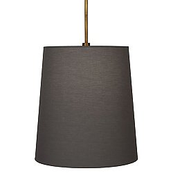 "Buster 22 Fabric Shade ""Pendant"""