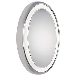 Tigris Surface LED Oval Mirror