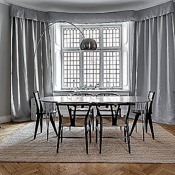 In use in dining room