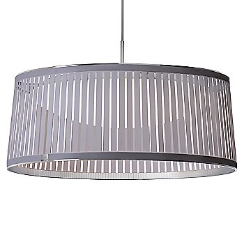 Shown in Silver shade, 24 inch