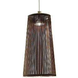 Solis Pendant Light (Brown/24 inch) - OPEN BOX RETURN