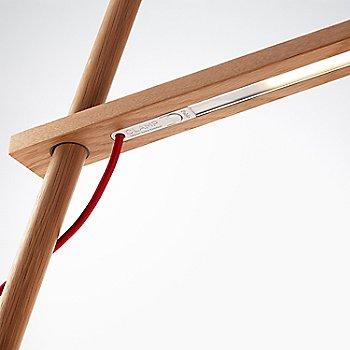 White Oak / Red Cord