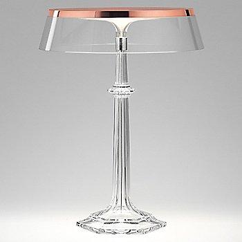 Large size / Copper finish / Transparent finish
