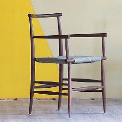 Pelleossa Armchair Set of 2