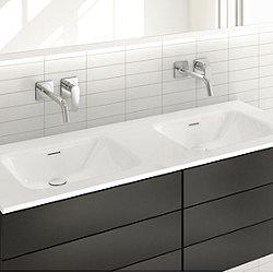 Element Double Vanity + Sink