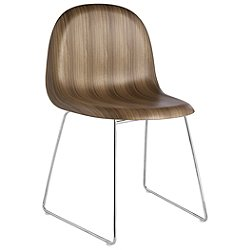 3D Dining Chair Sledge Base