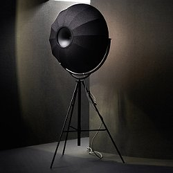Fortuny Rubelli Floor LED Lamp - Bronze