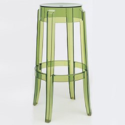 Charles Ghost Stool - Set of 2