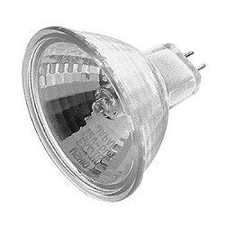 50W 12V MR16 GU5.3 Clear NFL Bulb 2-Pack
