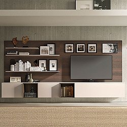 Spazio Wall Unit