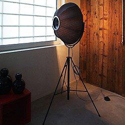 Fortuny Petite Rubelli Floor Lamp