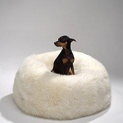 Pure Rugs Mini Pouf (bean bag)